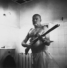 Like a Boss  |  25 Photos of Ernest Hemingway partying. Most of these could be splendid e-cards.