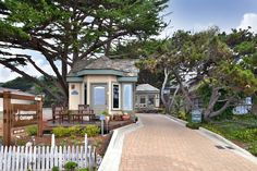 Moonstone Cottages in Cambria, California are unlike any other hotel around. Enjoy the privacy of your own cottage combined with the amenities and service of a hotel. The property is just steps away from beach access. Book your next vacation at www.cambriainns.com