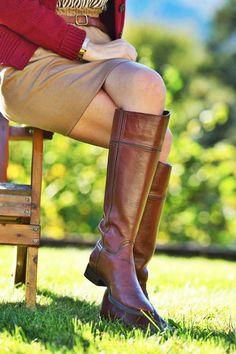 10.13 golden autumn horizon (Tory Burch boots)