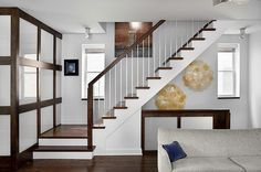 Contemporary Wooden Staircases Design, Pictures, Remodel, Decor and Ideas