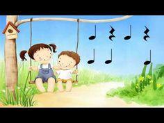 A Ram Sam Sam (Lectura rítmica) Music Songs, Music Videos, Sam Sam, Music School, Music Activities, Elementary Music, Music Classroom, Teaching Music, Music Lessons