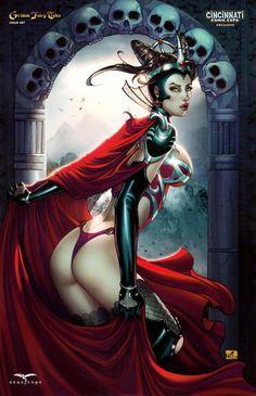 Grimm Fairy Tales (2005) #87 - Comic Book DB