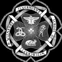 The Crest of Ilvermorny