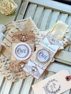 cafe tags