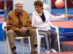 End of an Era: All About Women's Gymnastics Coach Martha Károlyi and Husband…