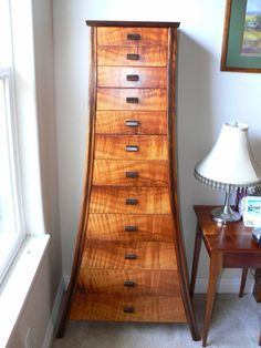 Koa Furniture...I LOVE Koa wood!