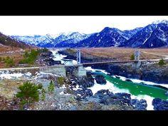 """Место на Алтае где нужно побывать """" Ороктойский мост"""""""