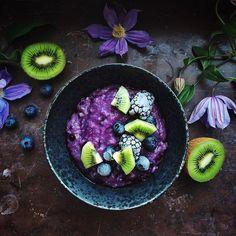 Linda Lomelino @linda_lomelino Blueberry oatmeal...Instagram photo | Websta (Webstagram)