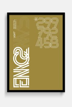 Orb – Display Typeface by Superfried on Behance
