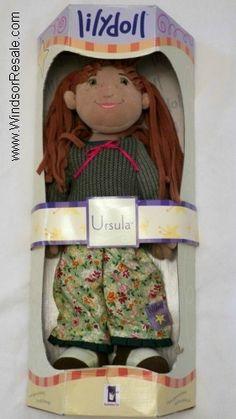 Lilydoll Ursula 2000 Manhattan Toy