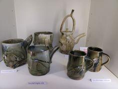 Terry Bell Hughes Ceramic Shop, Contemporary Ceramics, British Museum, London, Ceramic Store, Modern Ceramics, London England
