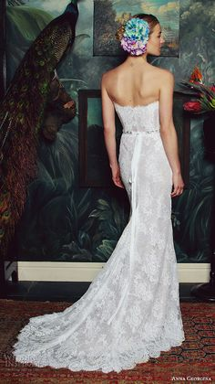maggie sottero fall 2015 wedding dresses beautiful sheath gown lace cap sleeves lace embroidery sweetheart neckline scoop back luella