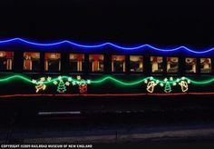 San Francisco world travelers heading for Connecticut for the holidays and who love Santa (and, let's face it, who doesn't?), should be sure to check out the Santa Express via the Northern Lights Limited.    This is a nighttime train excursion from Thomaston, along with vintage train rides at the Danbury Railway Museum.