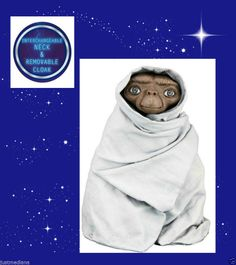 "E.T. Series 2 Figure Night Flight E. T. 4"" Figure NECA 2012 - Phone Home! - 8+  (info saved) #FreeShipping #$25.99 - Re-list March 12, 2014"