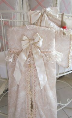 Angela Lace Shabby Chic Baby Nursery <3
