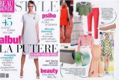 Revista Beau Monde - editia Aprilie 2013