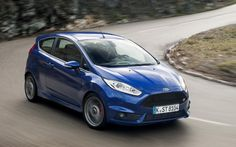 Ford Fiesta ST - looks freakin' sweet and possibly a potential next car? Hmm!