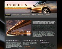 ABC Motores Tema para Sites Auto