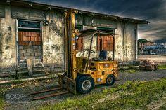 Forklift by FreddyFederico