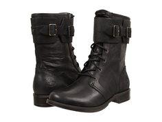 UGG Maaverik Black Leather - Zappos.com Free Shipping BOTH Ways