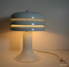 Scandanavian Mid Century Lamp by Hans Agne Jakobsson