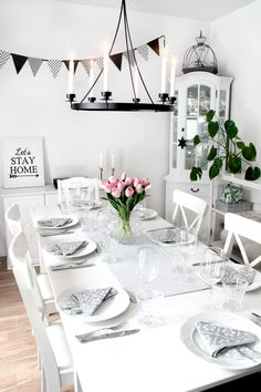 Cimla Interior Finland, Table Settings, Photo And Video, Table Decorations, Videos, Interior, Photos, Furniture, Instagram