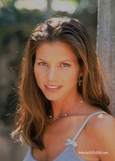 Buffy the Vampire Slayer - Promo shot of Charisma Carpenter