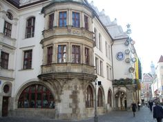 Munich (Hofbrau House)