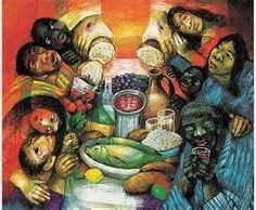 Last Supper - Sieger Koder