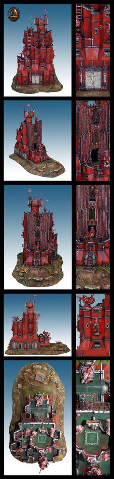 BLOOD ANGELS OUTPOST