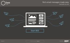 The free online email editor for responsive design emailshttps://www.beefree.io