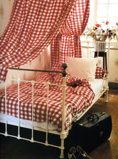 love this bed and the checks too                                                                                                                                                                                 More