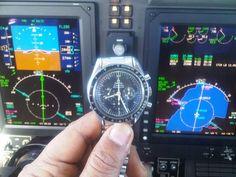 omega speedmaster moon watch / NFS