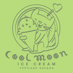 Cool Moon Ice Cream - Portland, Oregon�s Finest Handmade All-Natural Ice Cream.