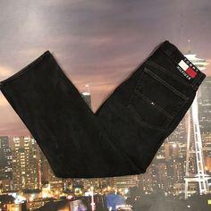 Tommy Hilfiger Jeans black