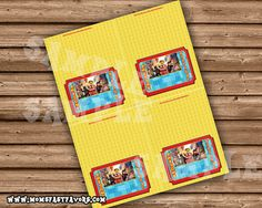 Printable Lego Movie Party Tags  LEGO MOVIE Food by MomsFastFavors, $13.99