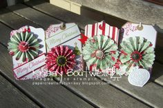 Christmas Tags Kristen Boutwell