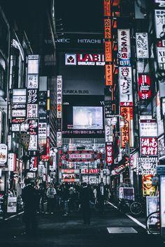 Tokyo city night lights widescreen desktop mobile iphone android hd wallpaper and desktop. Japon Tokyo, Neo Tokyo, Tokyo City, Tokyo Streets, Shinjuku Tokyo, Aesthetic Japan, Night Aesthetic, Japanese Aesthetic, City Aesthetic