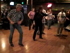 Line Dancing Tutorials (playlist)
