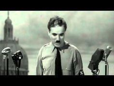 Final Speech The Great Dictator – IRBF