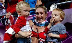 kerri walsh jennings and casey jennings olympics day 12  | Beach volleyball star Kerri Walsh Jennings was five weeks' pregnant ...