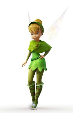 fairy hats | blonde blue_eyes boots cg disney fairy hat screenshot shawl tinkerbell ...