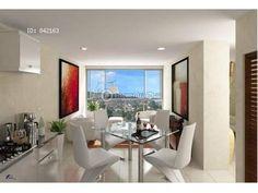 Apartamentos San Rafael | venta | Apartamentos en Condomino para estrenar : 2 habitaciones, 70 m2, USD 108000.00