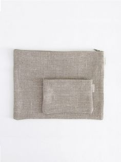 natural linen pouch | supply paper co.