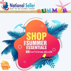 Online Seller NationalSeller.com has announced another round of sales called Summer Shopping Days Sale Offering Discounts. Buy latest range of Summer Shopping at National Seller. Easy Returns and Exchanges. Any Information Please Contact: +91-7827532773 #summerfashion #fashion #summer #onlineshopping #summerdress #shopping #sale #summerstyle #summertime #summersale #sale #style #sunglasses #womensfashion #summercollection #menfashion