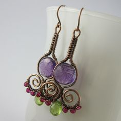 Wickwire Jewelry  http://wickwirejewelry.blogspot.com/search?updated-max=2011-04-28T18:52:00-07:00=7=14=false