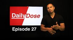 Daily Dose Ep 27 - Bisping wants Henderson fight, Fedor to UFC?, Bo Jackson/Brock Lesnar