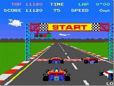 Pole Position was my ish!!!!