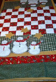 Thimbleberries checkerboard quilt