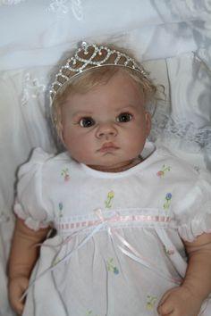 Малышка реборн Абигель / Куклы Реборн Беби - фото, изготовление своими руками. Reborn Baby doll - оцените мастерство / Бэйбики. Куклы фото. Одежда для кукол
